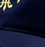 Up Close Navy