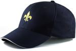 Fleur-De-Lis Big Head Hats