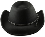 Western Hats for Big Heads - Back