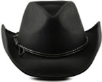 Large Size Western Hats - Front
