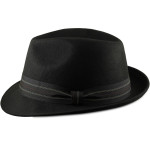 Fedoras for Big Heads - Black