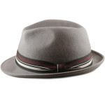 Fedoras for Large Heads - Grey