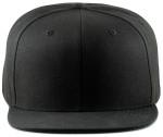 Big Head Flat Bill Caps