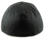 dad hat for big head - black