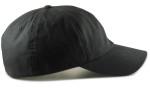 big head dad hats - black