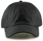 big dad hats - black