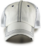 Trucker Hat for Oversize Heads - Front