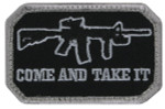 Come and Take It Hook & Loop Morale Patch