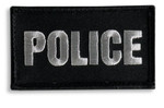 Police Hook & Loop Morale Patch