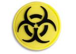 Biohazard Hook & Loop 3D Morale Patch