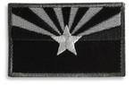 Arizona Flag Hook & Loop Morale Patch