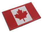 Canada Flag Hook & Loop Morale Patch