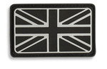 Flag of the United Kingdom 3D Hook & Loop Morale Patch