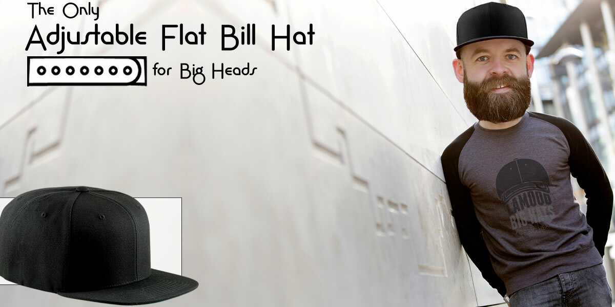 Fits big hat sizes: 7 5/8 to 8 3/8