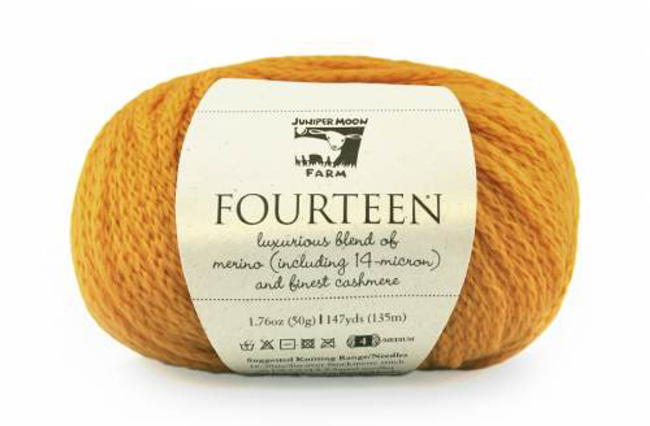 Juniper Moon Farm Yarn - Fourteen
