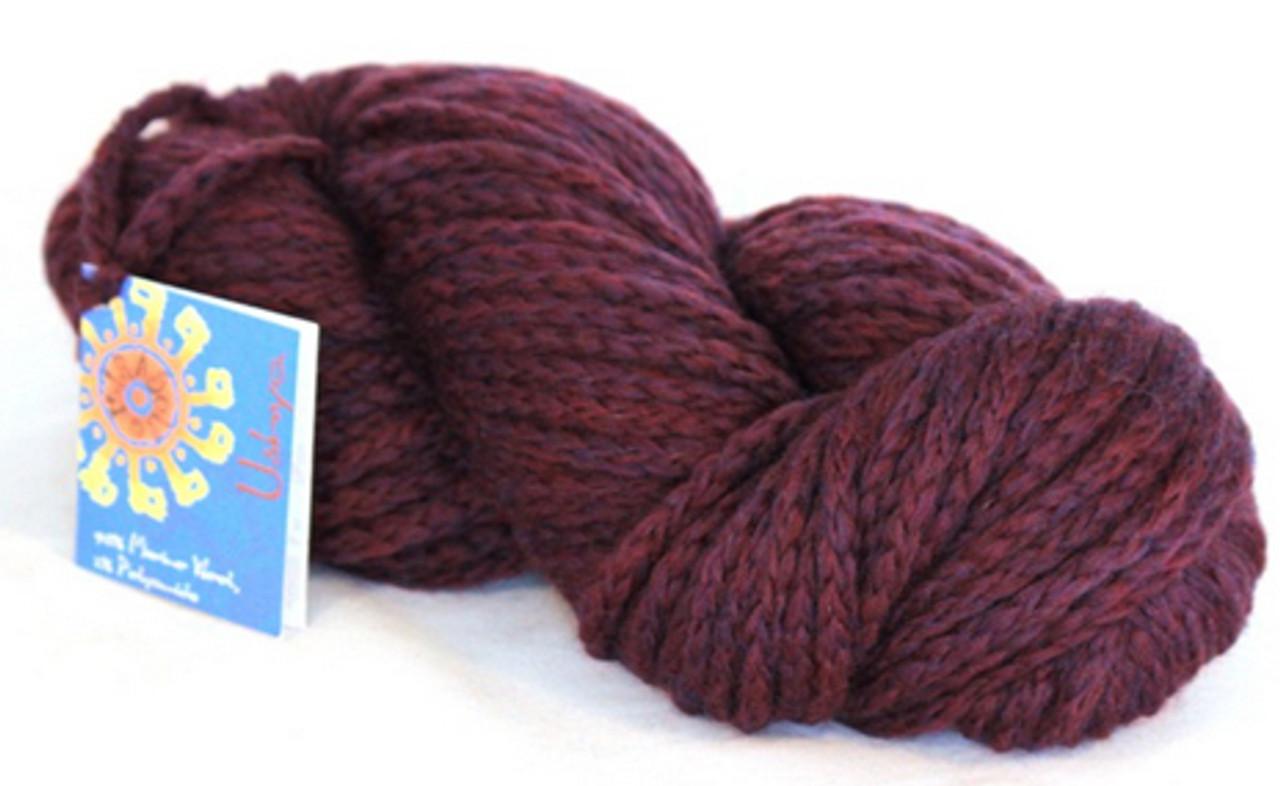 Mirasol Ushya [6 Super Bulky] Super luscious lofty merino wool