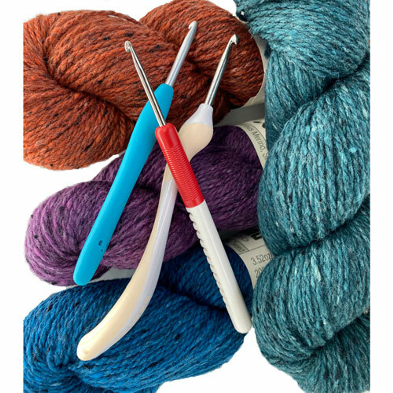 Needles, Hooks and Tools - Crochet - Hooks - Angelika's Yarn Store