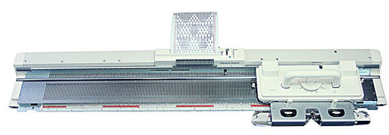 Silver Reed Standard Gauge Knitting Machines