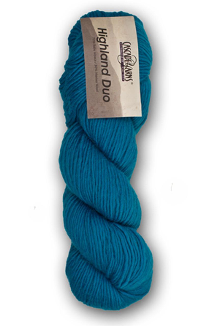 Yarn - Yarn by Size - [4] Medium - Worsted Weight Yarn - Cascade - Highland Duo - Angelika's Yarn Store