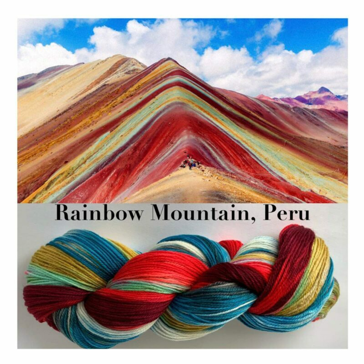 ArtYarns Rainbow Mountain