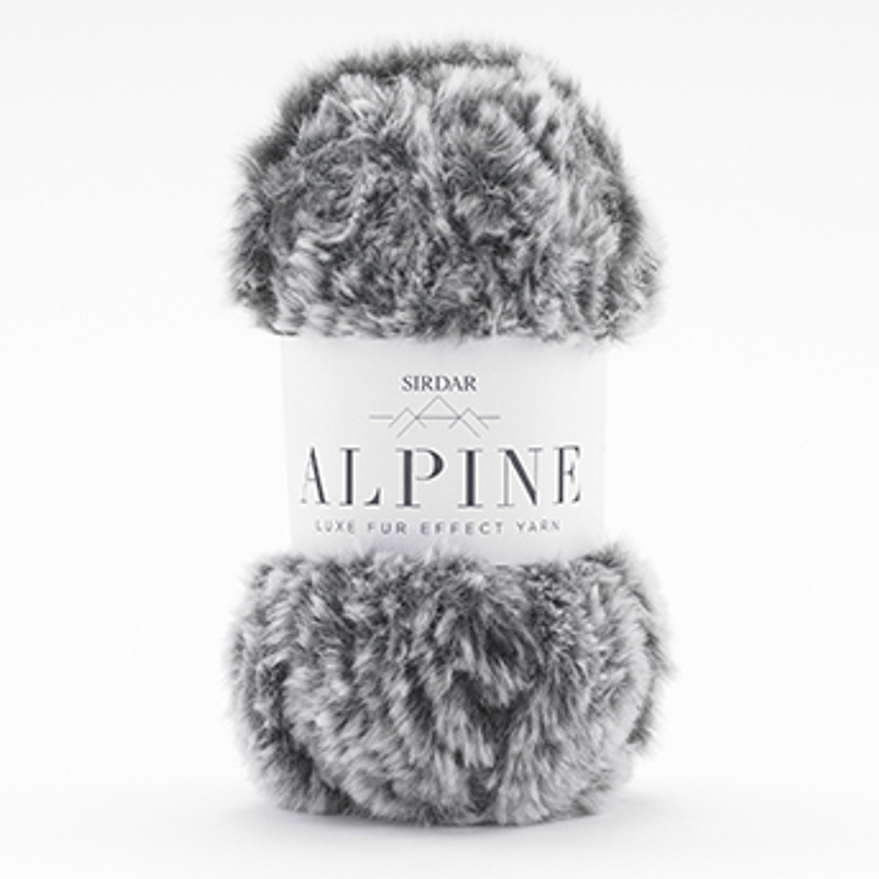 Sirdar Yarn - Alpine - silky silky fur like plush