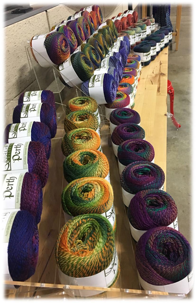 Queensland Collection Perth Rainbow Yarn