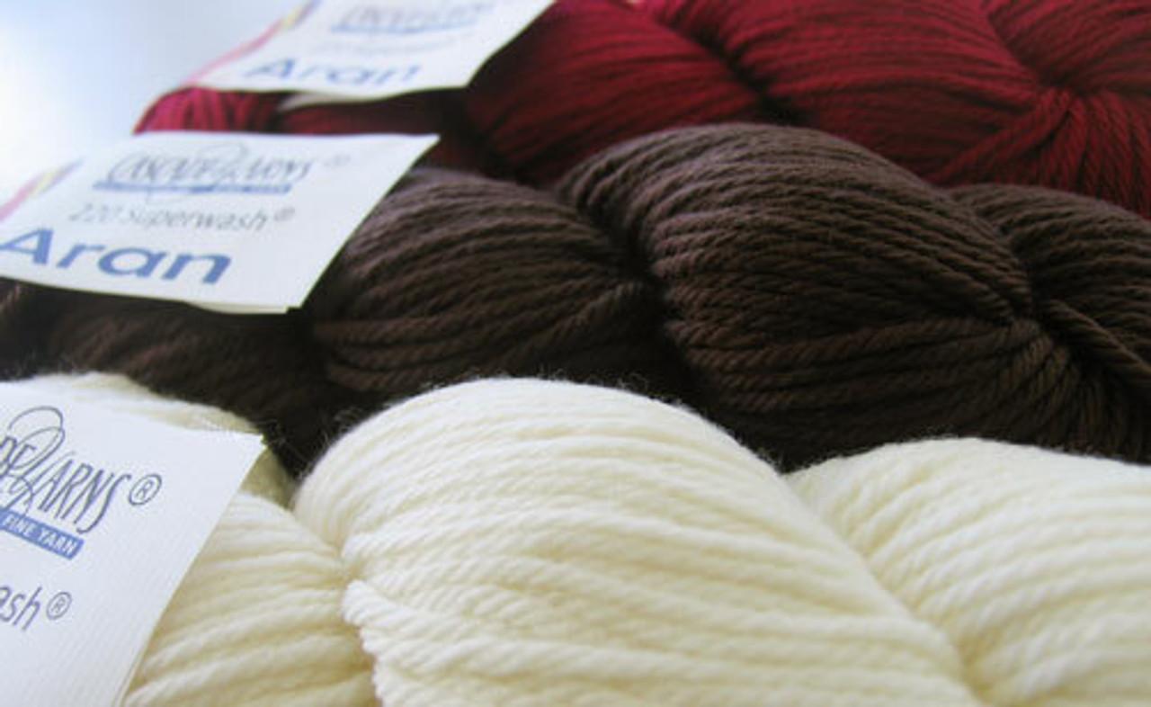 Yarn - Yarn by Size - [4] Medium - Worsted Weight Yarn - Cascade - 220 Aran - Page 1 - Angelika's Yarn Store
