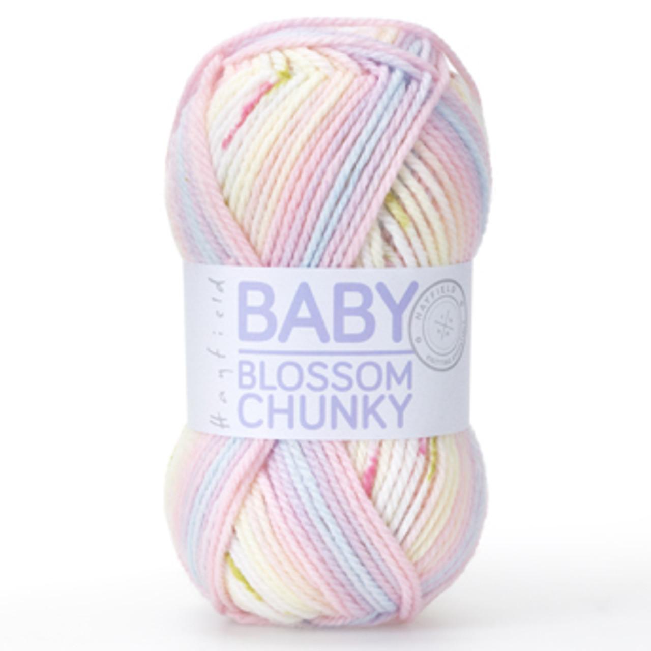Hayfield Baby Blossom Chunky Baby Yarn