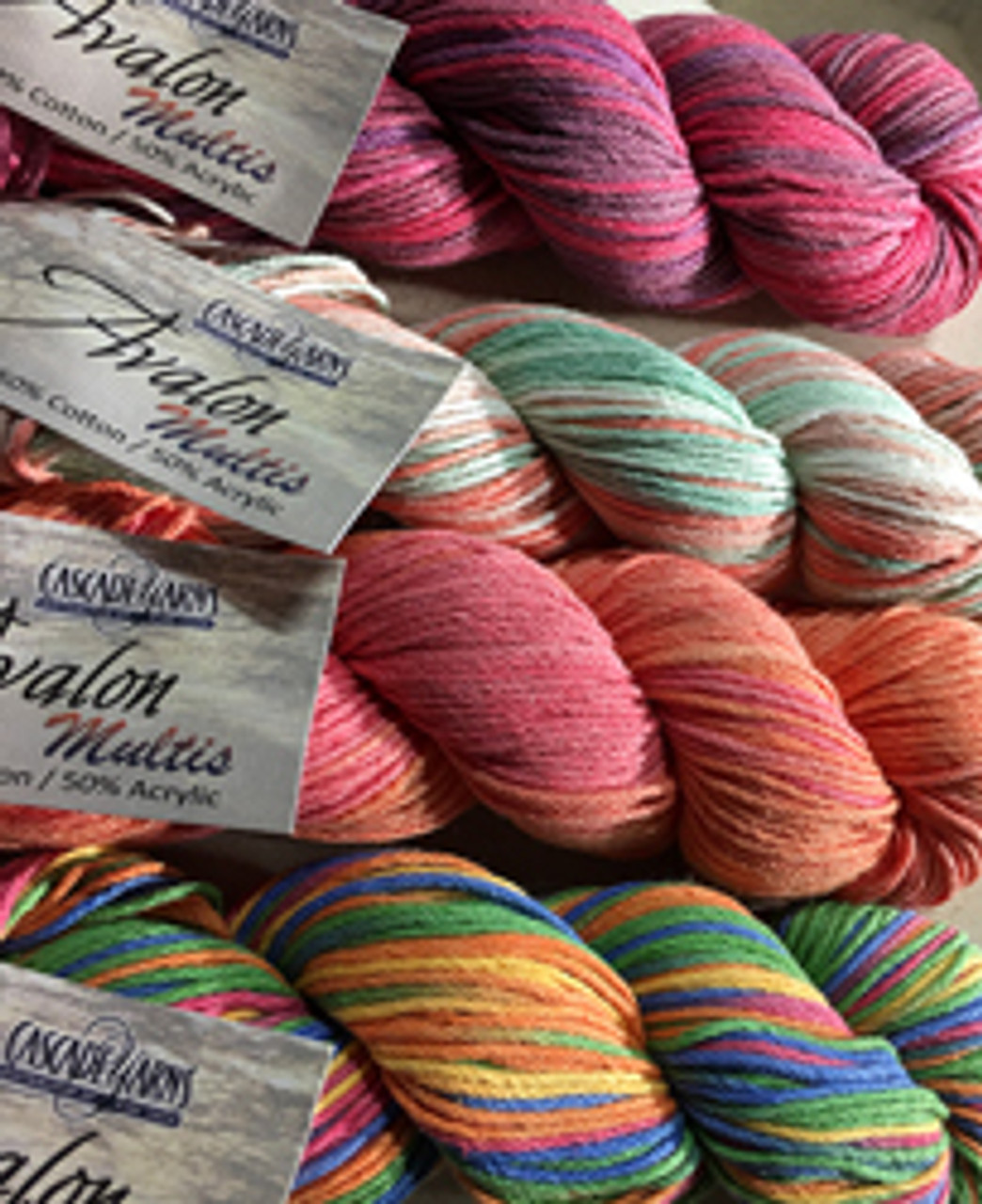 Cascade Yarn Avalon, 50% Cotton, 50% Acrylic