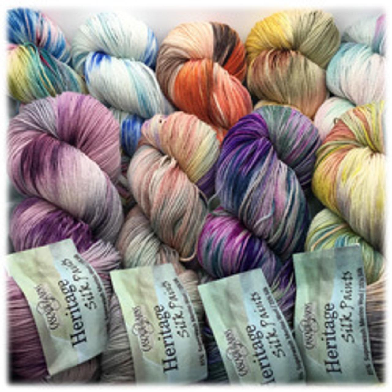 Cascade Yarns - Heritage Silk Hand Paints