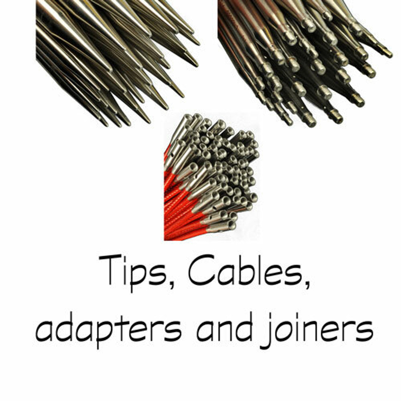 ChiaoGoo Interchangeable Cables and Tips - Angelika's Yarn Store