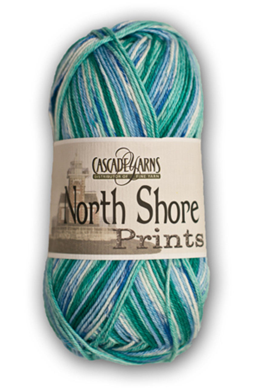 Cascade Yarn - North Shore Prints