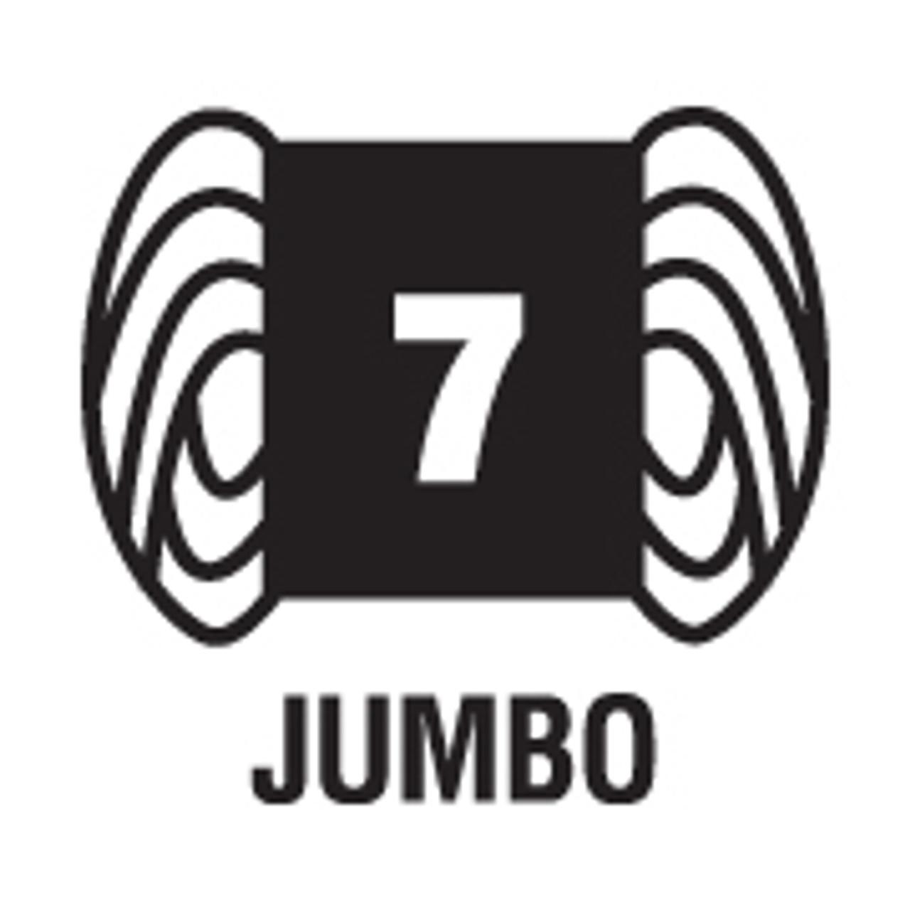 [7] Jumbo Size Yarns
