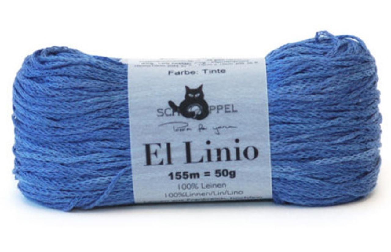Schoppel El Linio Yarn - 100% Linen