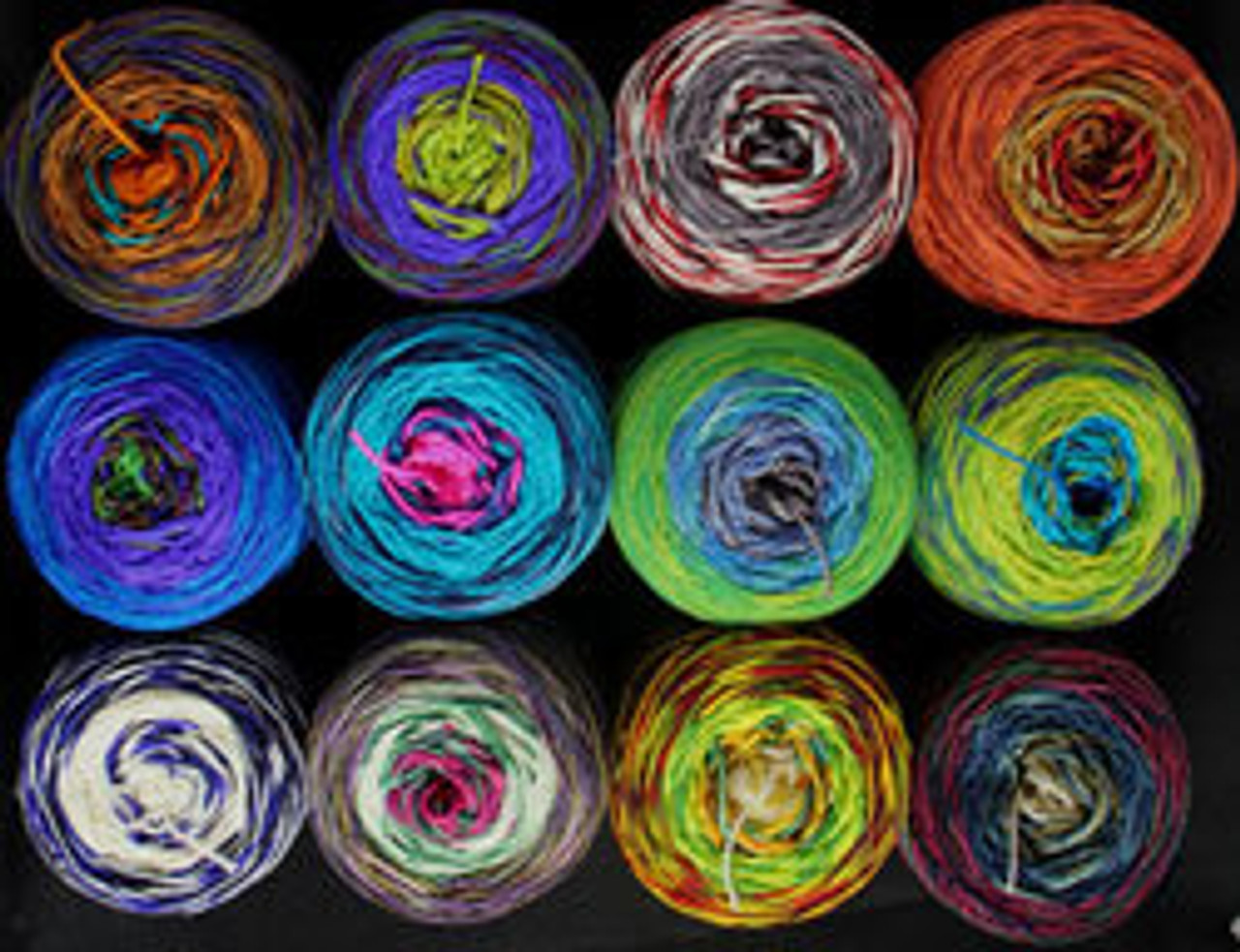 Done Roving Yarns Frolicking Feet Transitions