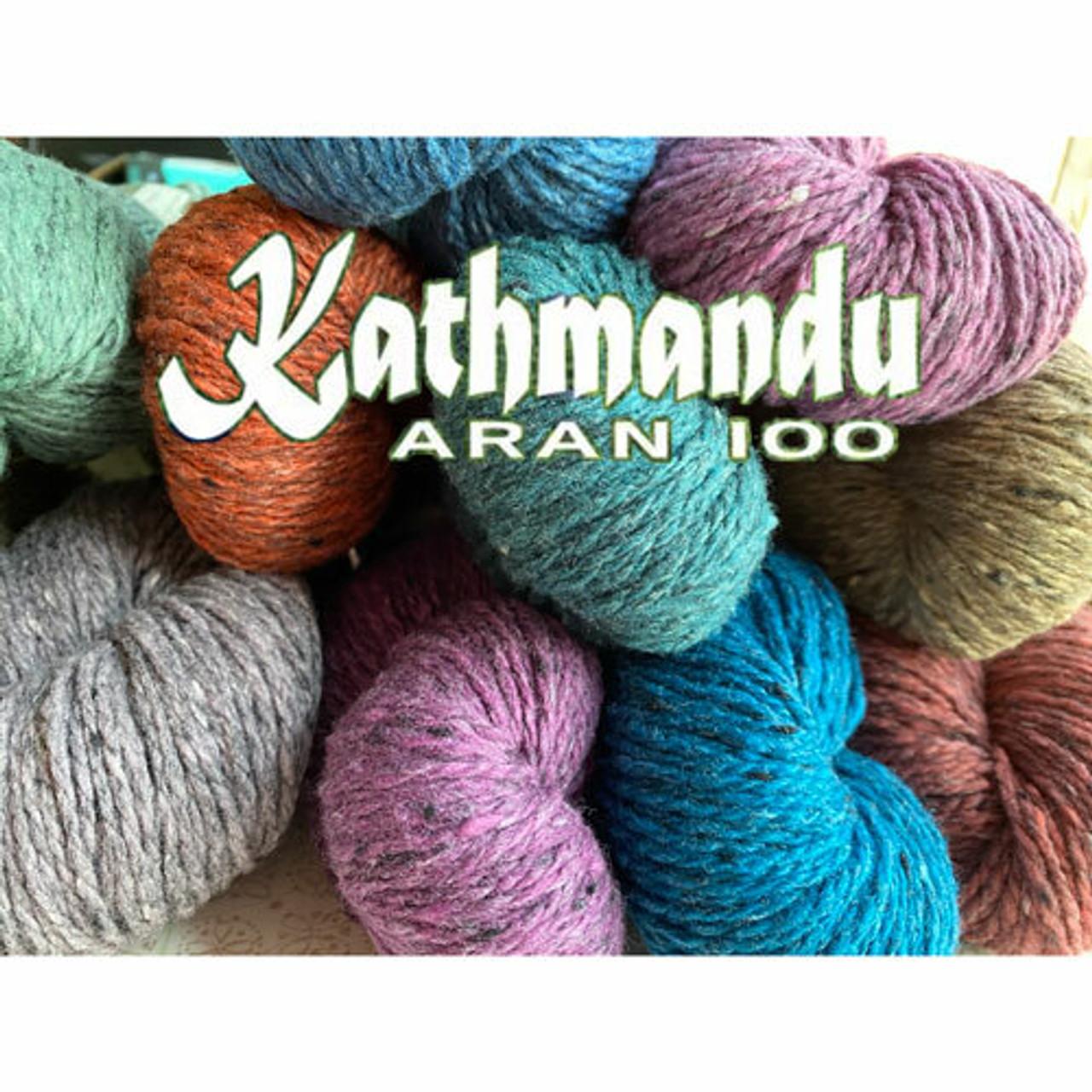Queensland Collection Kathmandu Aran 100 Yarn