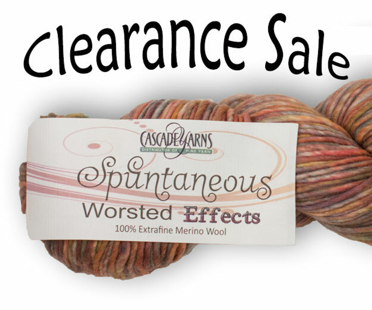 Cascade Yarns Spuntaneous Worsted Effects - Yarn Store