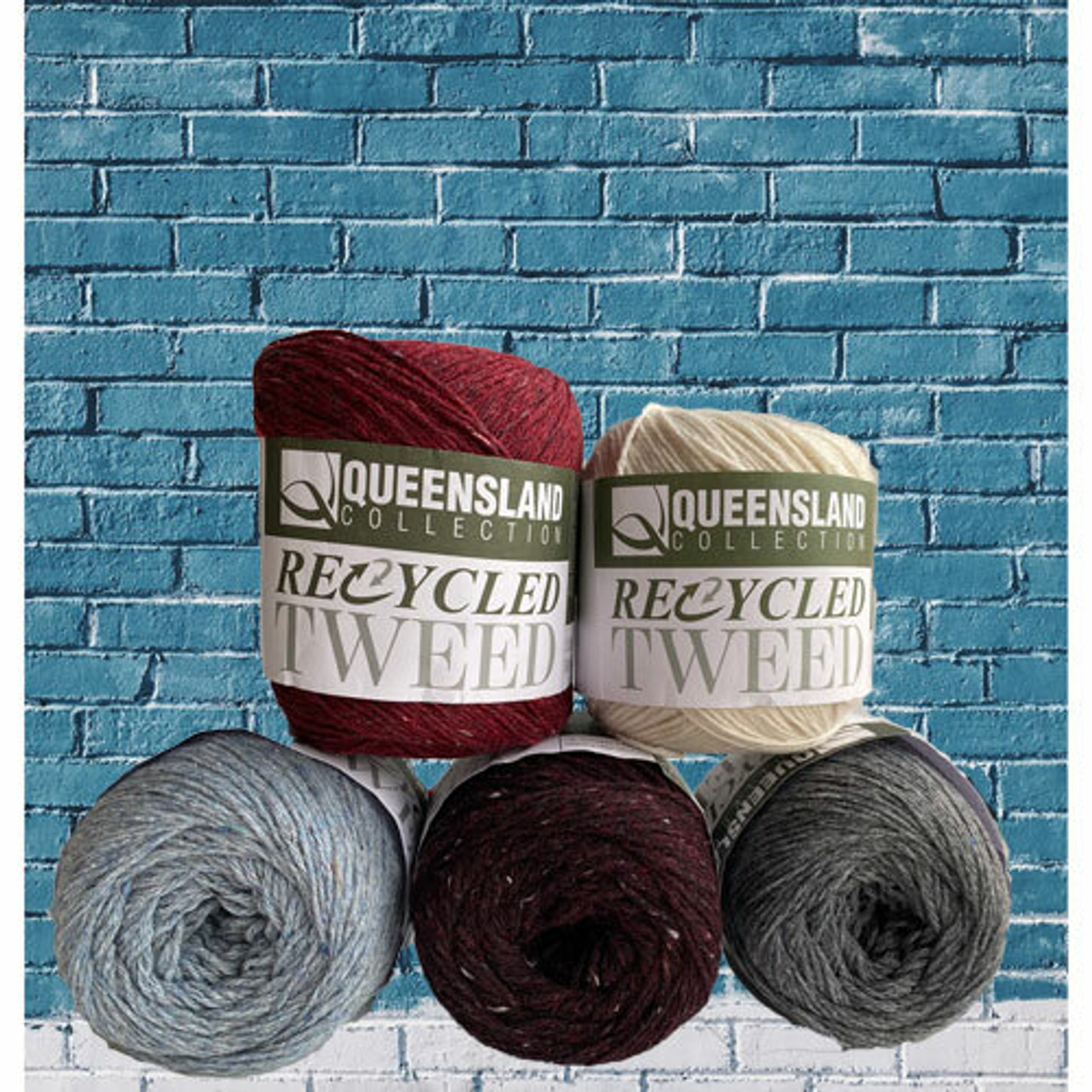 Queensland Collection - Recycled Tweed
