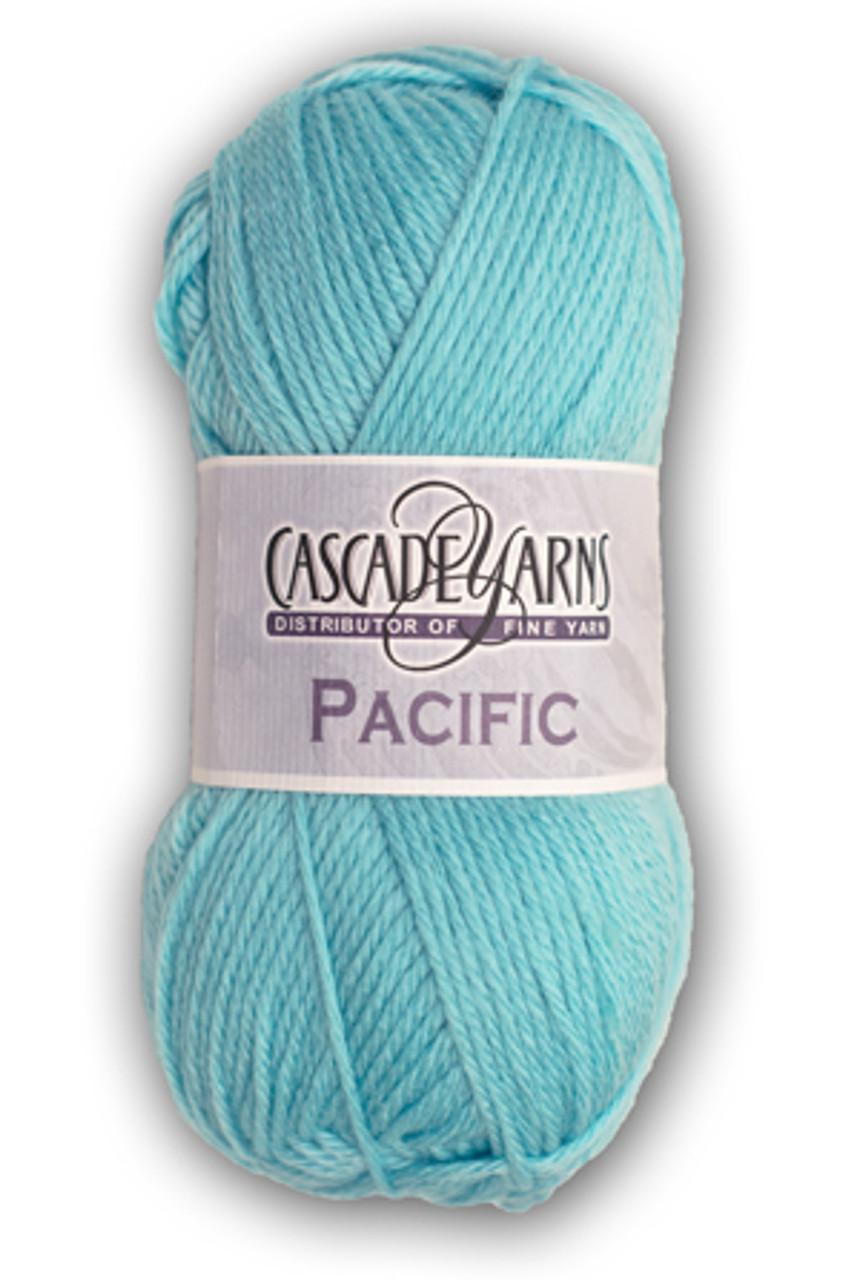 Cascade Pacific Yarn - Worsted Weight Merino Acrylic Blend