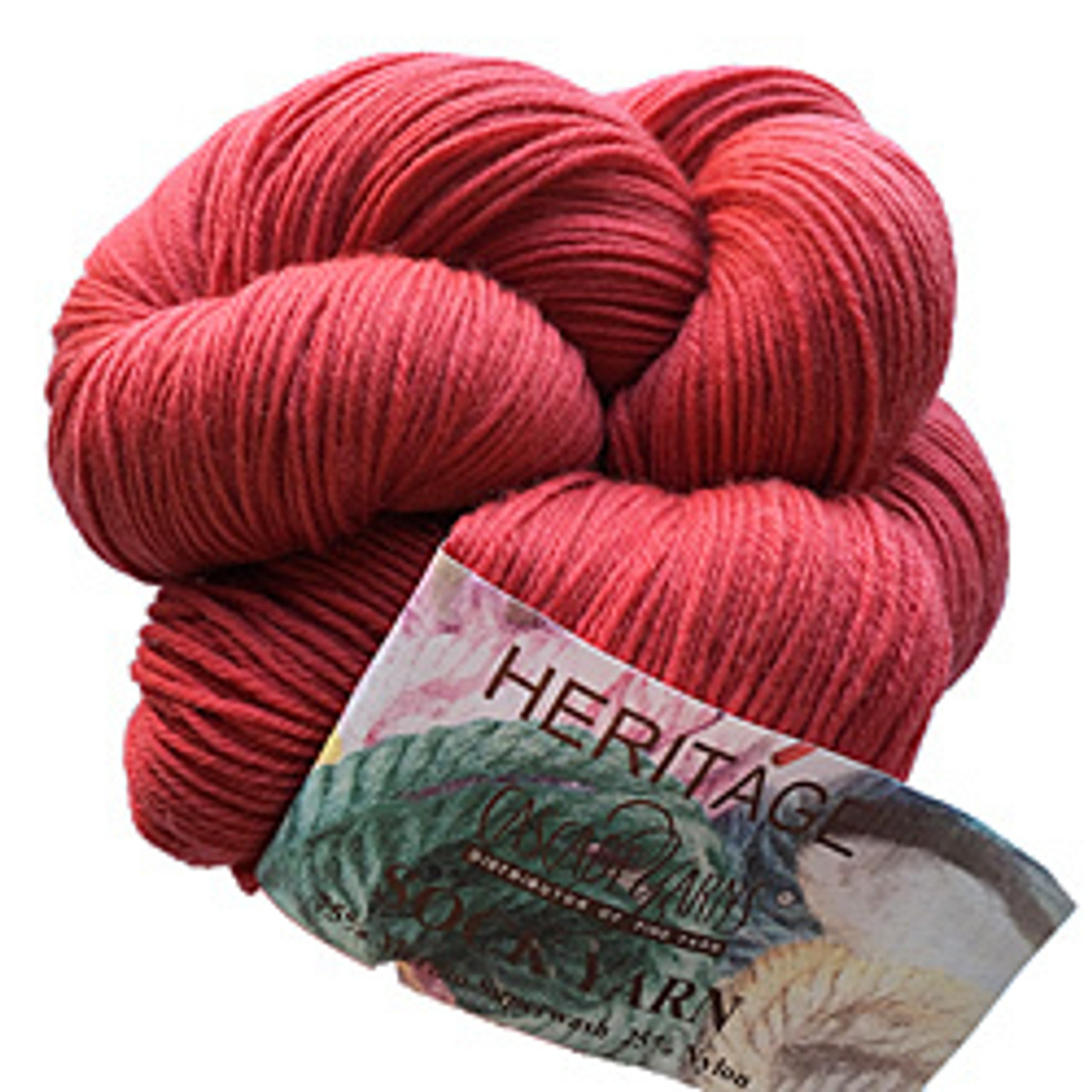 Cascade Yarns Heritage, Heritage Paints and Heritage Prints