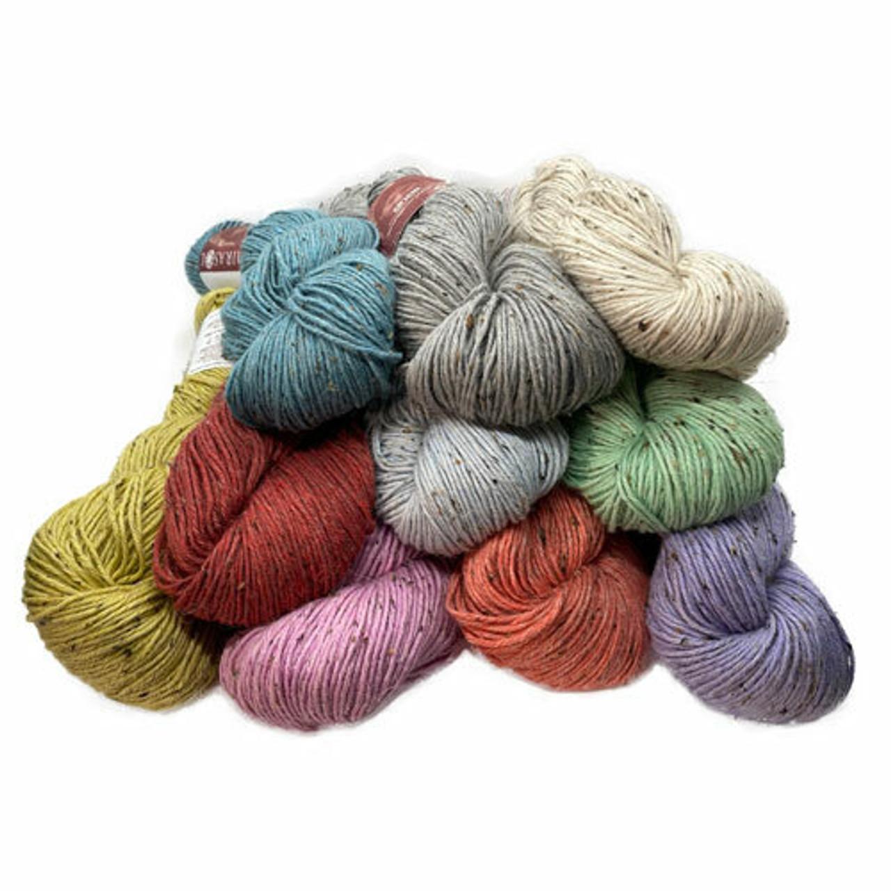Mirasol Yarns - Ch'ichi - Alpaca, Linen, Bamboo Blend