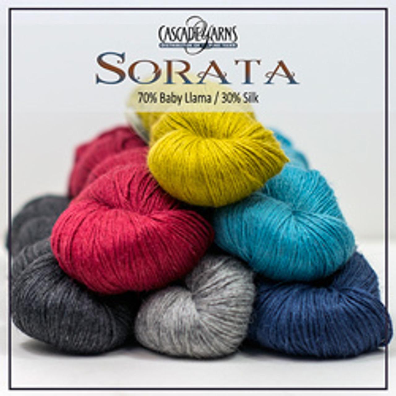 Cascade Sorata Yarn