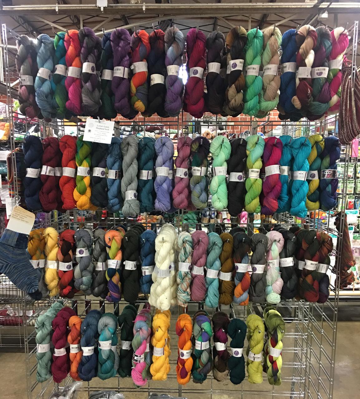 Lorna's Laces Yarn - Shepherd Sock