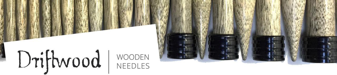 Lykke Driftwood Single Point Needles