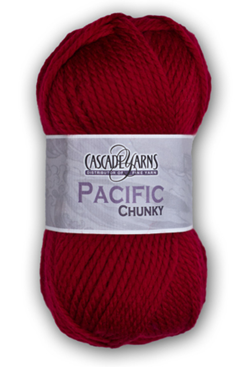 Cascade Pacific Chunky Wool Blend Yarn