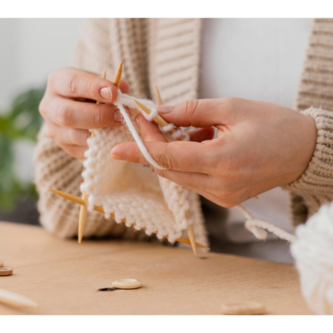 Double Point Knitting Needles