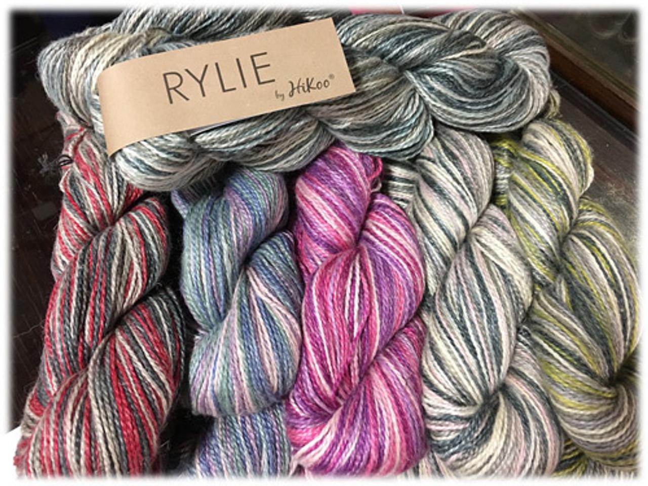 HiKoo Yarns - Rylie Hand Painted
