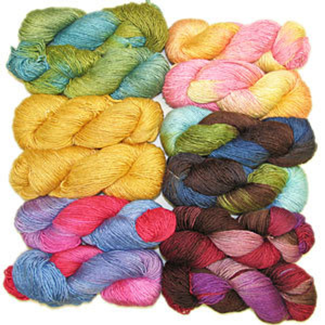 Lorna's Laces Yarn - Lion and Lamb