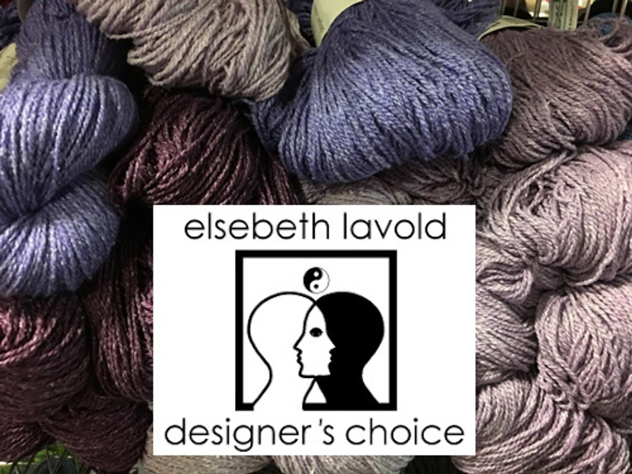 Elsebeth Lavold Silky Wool - Wool Silk Blend Yarn