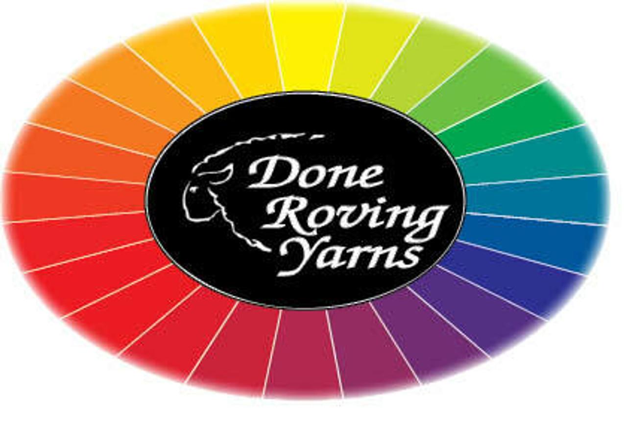 Done Roving Yarns - 100% Domestic!
